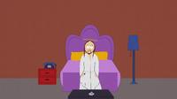 Jesus' Residence Bedroom
