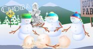 Снеговик Саус Парка @PNBat