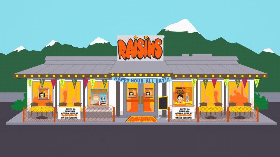 Raisins (Location)