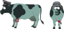 Nazi Zombie Cows