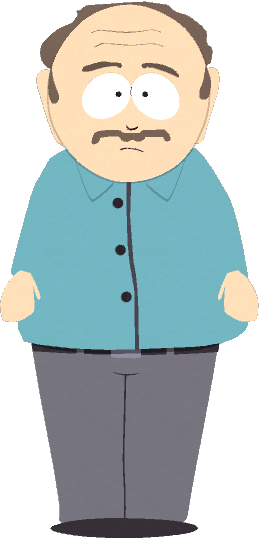 Cartman's Father (Unaired Pilot)
