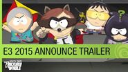 South Park The Fractured but Whole E3 2015 Announce Trailer US