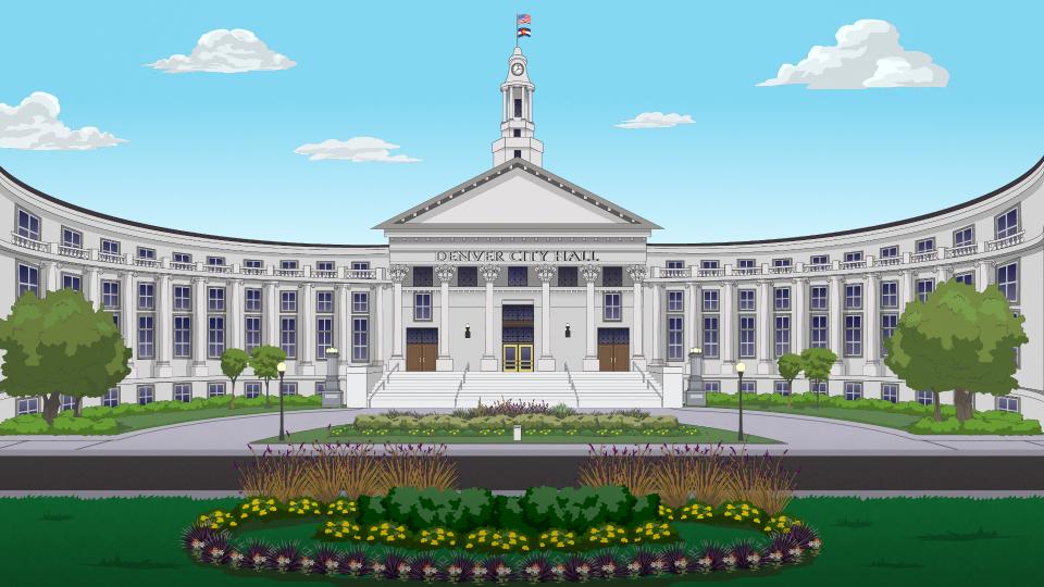 丹佛市政厅