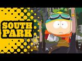 Cartman Freezes Himself to Pass the Time - SOUTH PARK