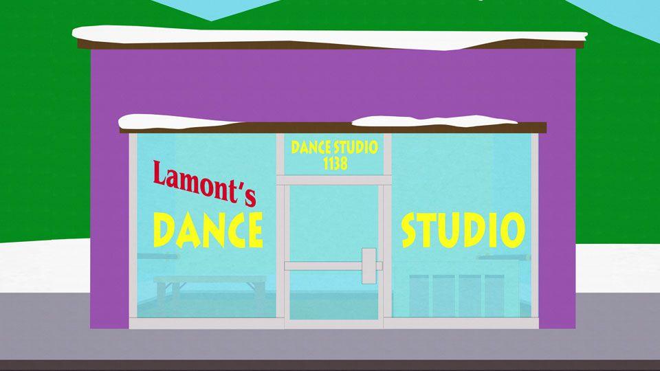 拉蒙特舞蹈工作室