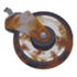 Tex itemicon rusty shopping cart wheel.png