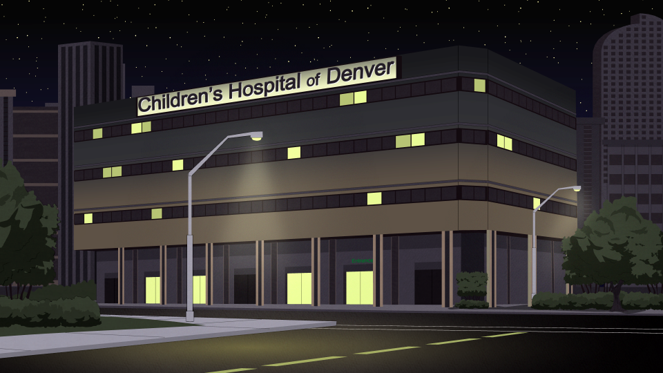 丹佛儿童医院