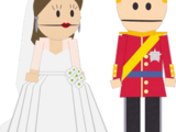 Prince and Princess of Canada