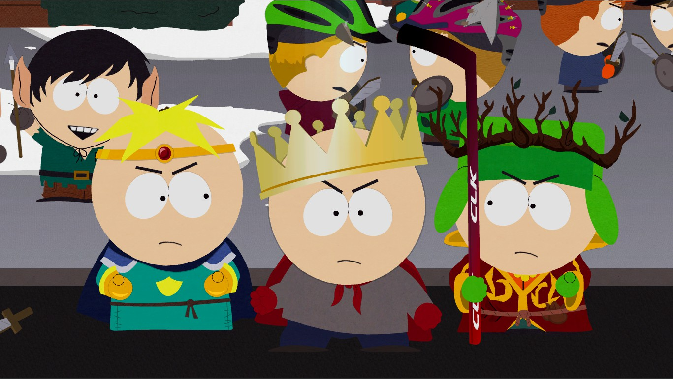 South Park: The Fractured But Whole/Missions