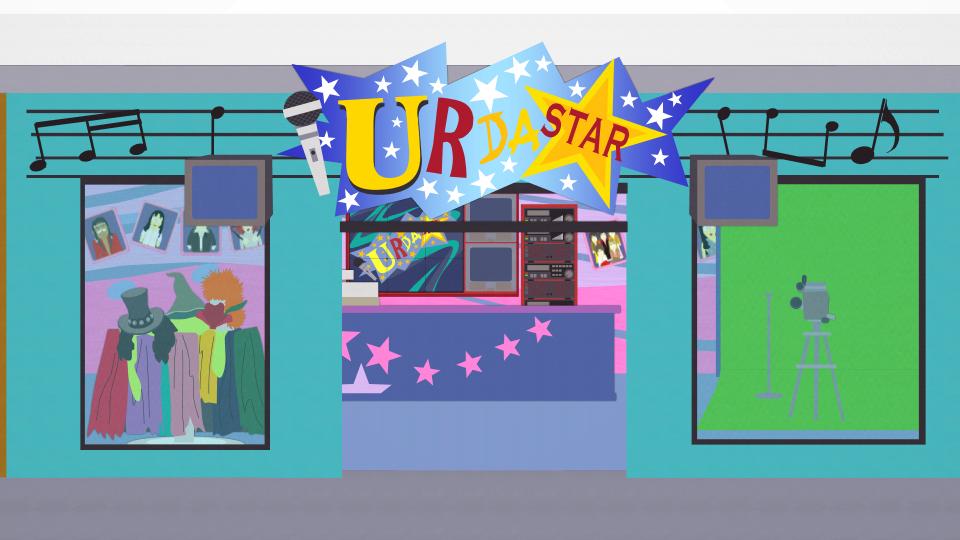 你是大明星音像店
