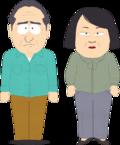 迈克尔的父母