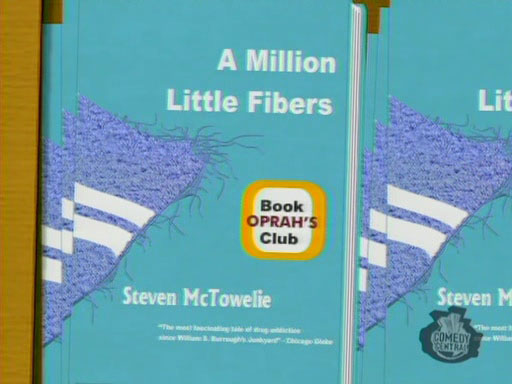 A Million Little Fibers (Book)