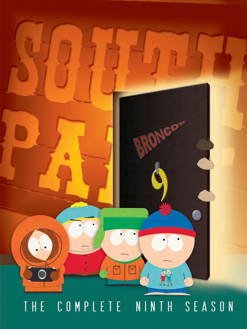 南方公园:第九季完整版