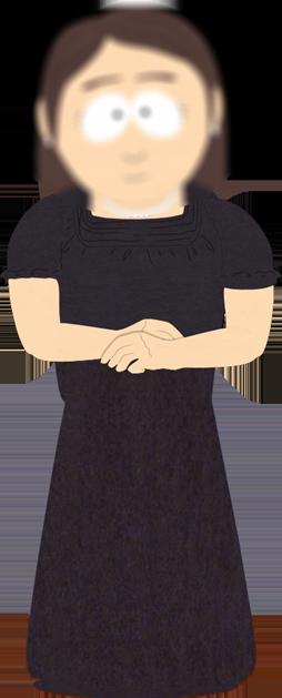 丽贝卡(毛巾巾的女友)