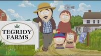 "Tegridy Farms - ""Mexican Joker"" - s23e01 - South Park"