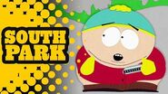 Cartman Enjoys a Poop in the Woods - SOUTH PARK