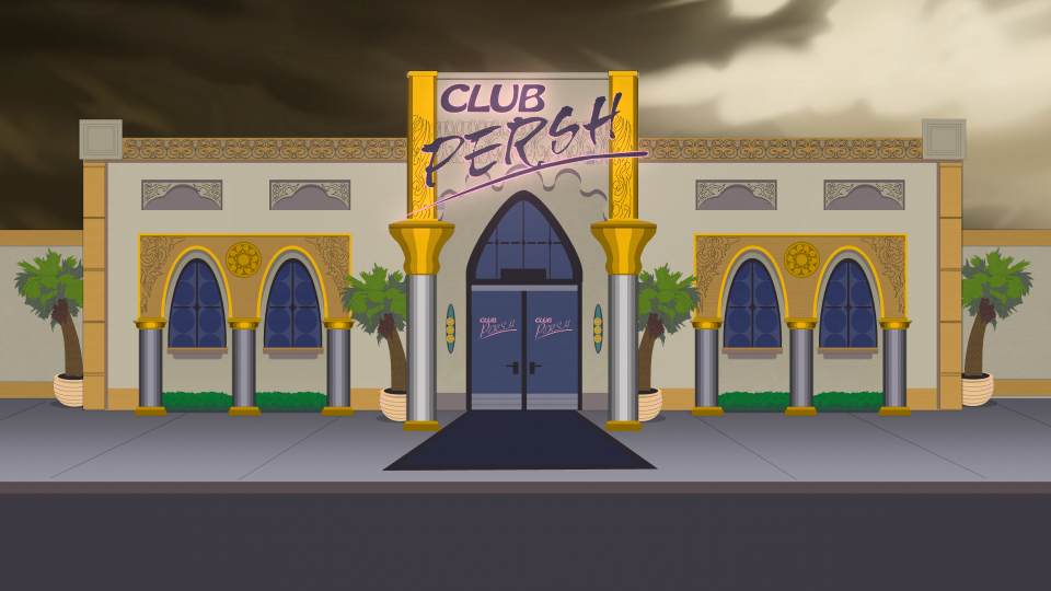 波斯俱乐部
