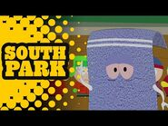 """Towelie Plays """"Funkytown"""" at the Secret Government Base - SOUTH PARK"""