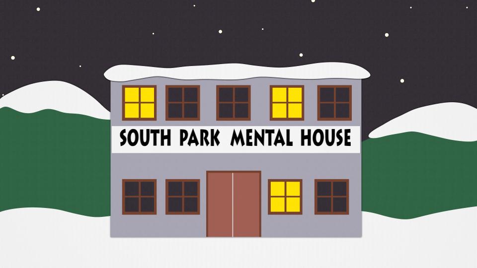 南方公园疯人院