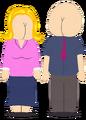 Stephen and Martha Thompson