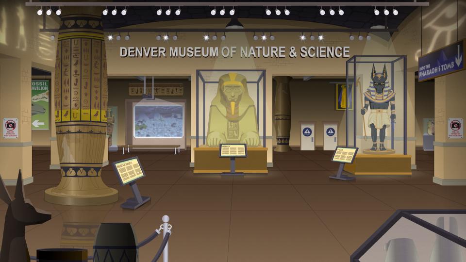 丹佛自然科学博物馆