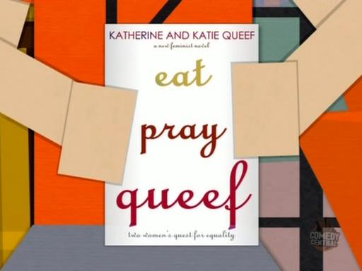 Eat, Pray, Queef (Book)
