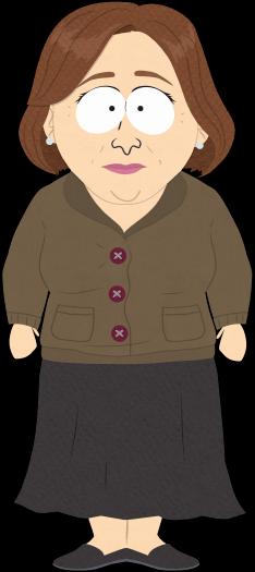 泽维斯基太太