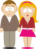 Adults-unamed-townsfolk-young-couple