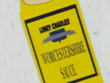 Limey Charles Worcestershire Sauce