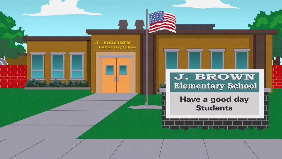 J·布朗小学