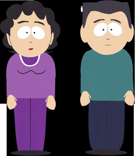 珍妮的父母