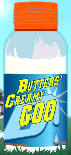 Butters' Creamy Goo