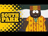 Chef Wants the Racist Flag Changed - SOUTH PARK