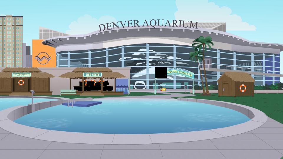丹佛水族馆