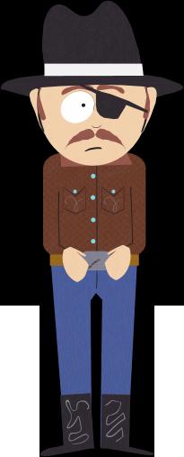 Farmer Carl Denkins