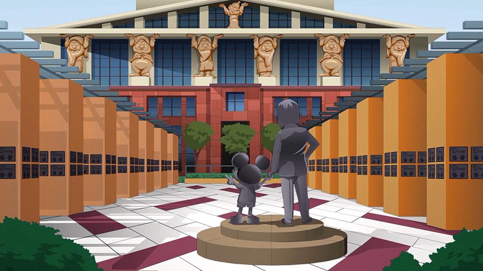 华特迪士尼动画工作室