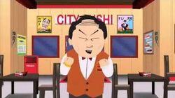 South Park - City Sushi