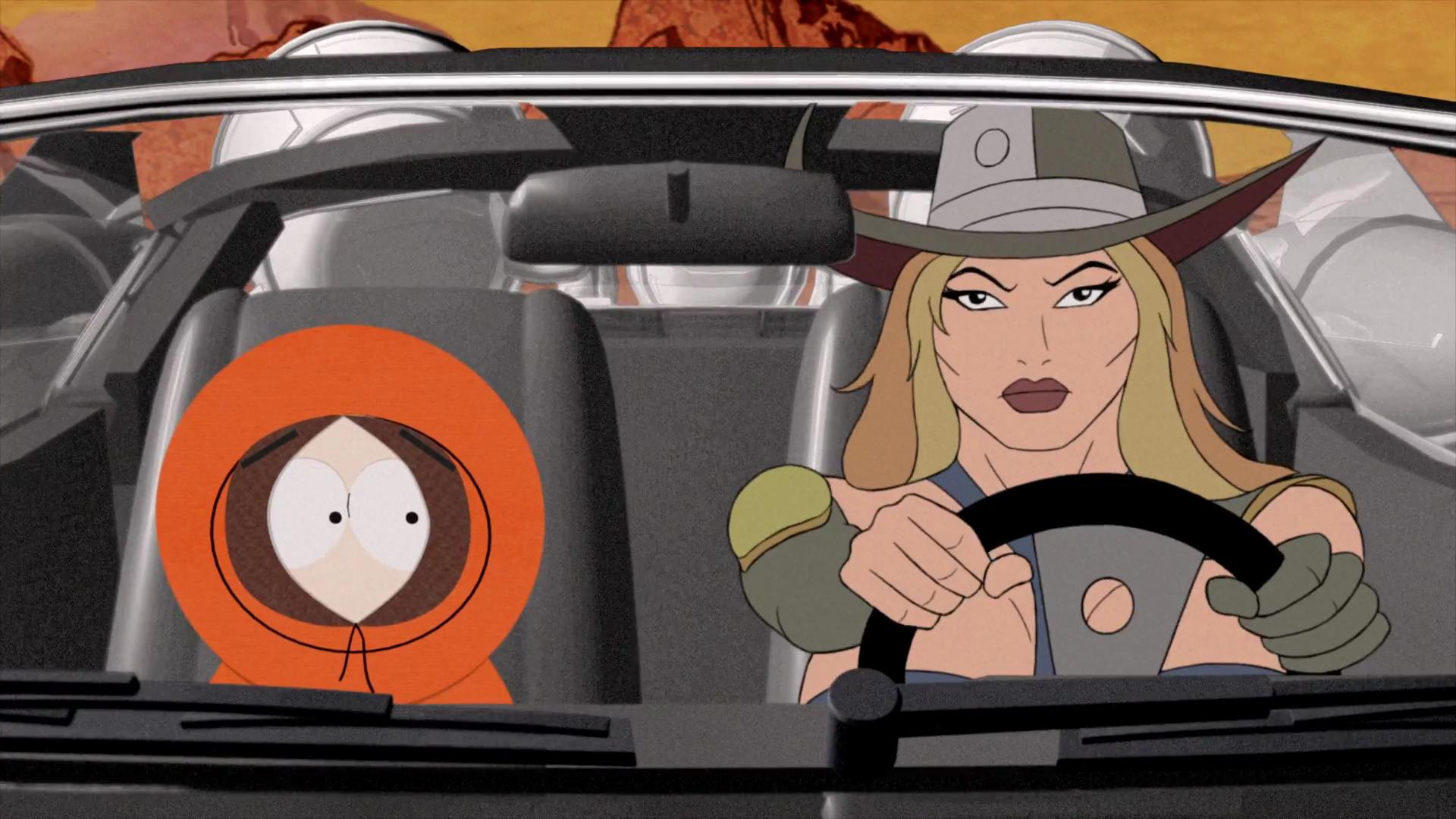 Hevey metal sexy girls buts Heavy Metal Takin A Ride South Park Archives Fandom