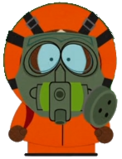 Gas Mask Kenny
