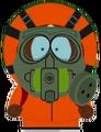 Gas Mask Kenny