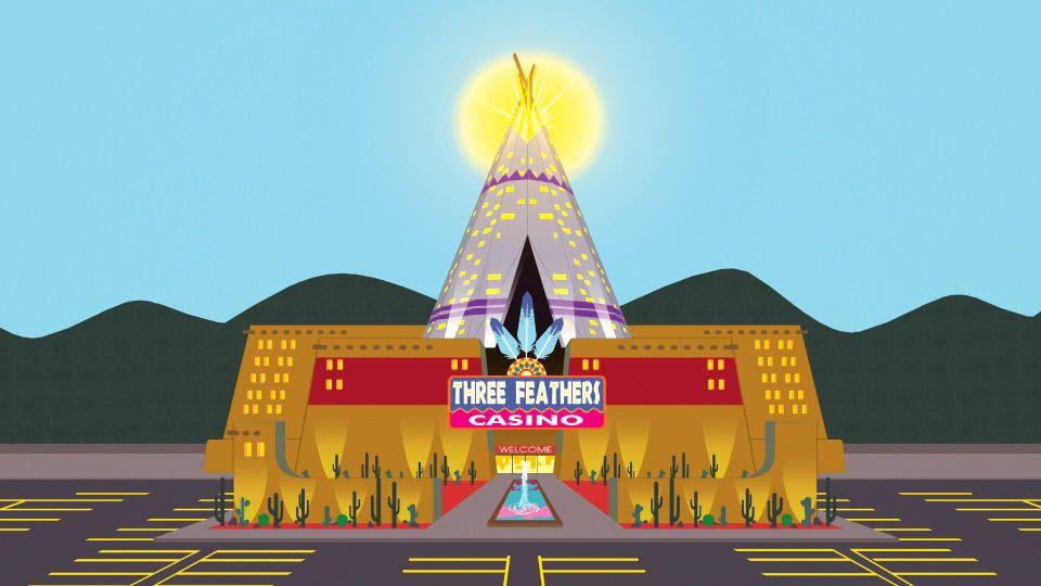 三羽印第安赌场