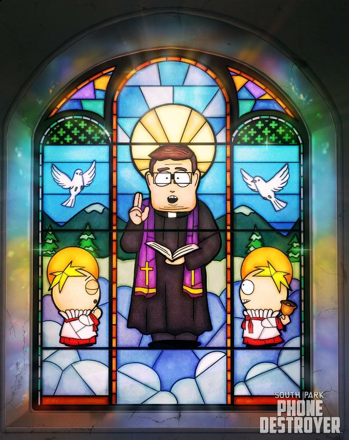 神父马克西(手机毁灭者)