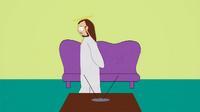 Jesus' Residence Living Room