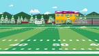 南方公园小学橄榄球场