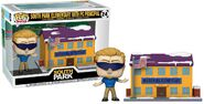 South Park Elementary with PC Principal Funko POP