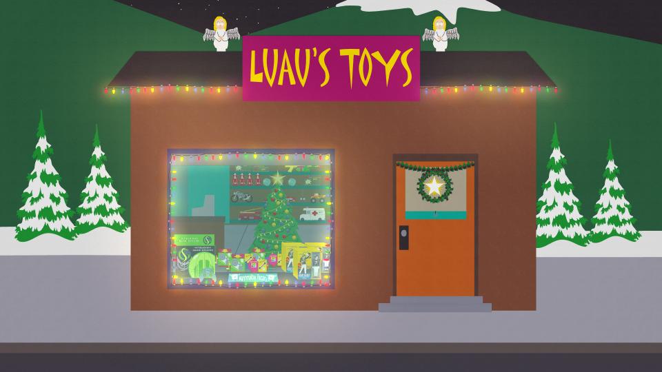 卢奥玩具店