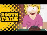 Martha Stewart Shows How To Insert Thanksgiving Turkey Rectally - SOUTH PARK