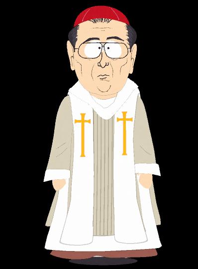 Cardinal Roger Mahony