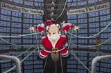Santa during Let Go, Let Gov