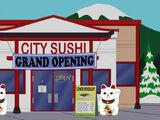 城市寿司(地点)